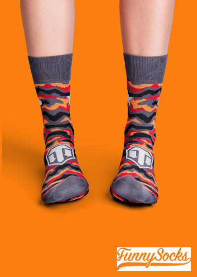 Funny Socks Collection  2015