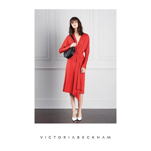 Victoria Beckham Collection Spring/Summer 2017