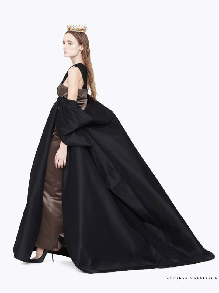 Cyrille Gassiline Collection  2017