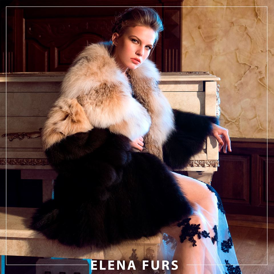 Elena Furs Collection  2017