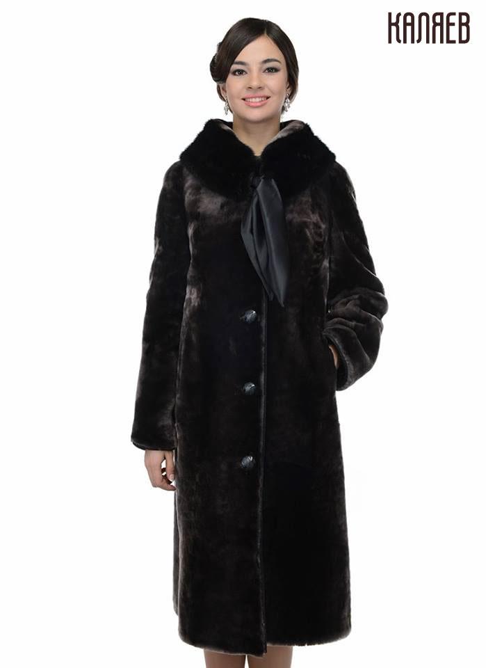 Fur factory Kalyaev Collection  2017