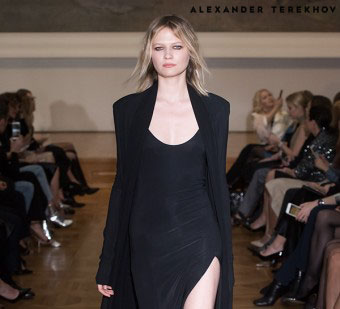 Alexander Terekhov (Atelier Moscow) Collection Fall/Winter 2017