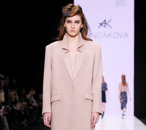 ANASTASIA KONDAKOVA Collection Fall/Winter 2017