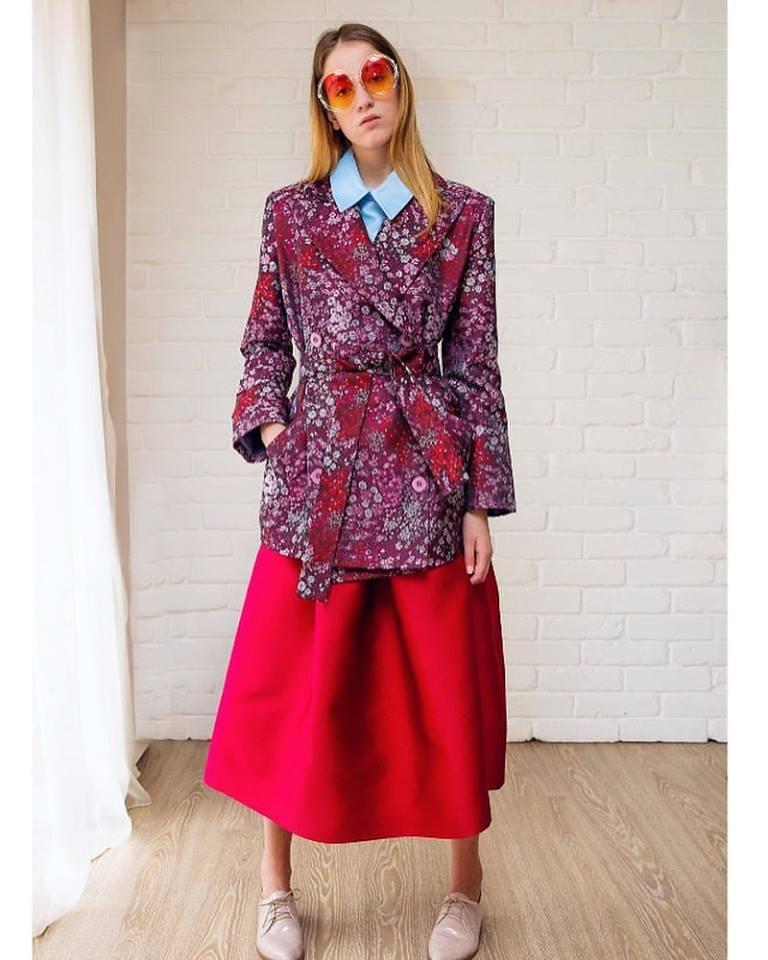 Diana Kvariani Collection Fall/Winter 2018