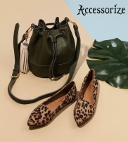 Accessorize Collection Fall/Winter 2016