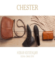 Chester  Collection Fall/Winter 2016