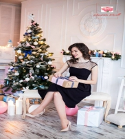 Anastasia Kovall Collection Winter 2016