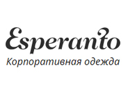 Esperanto - corporate clothing manufacturer