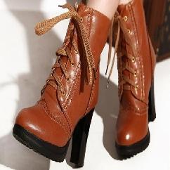 21 красивая пара ботинок для долгих осенних прогулок