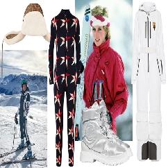 В чем кататься на лыжах в Сочи